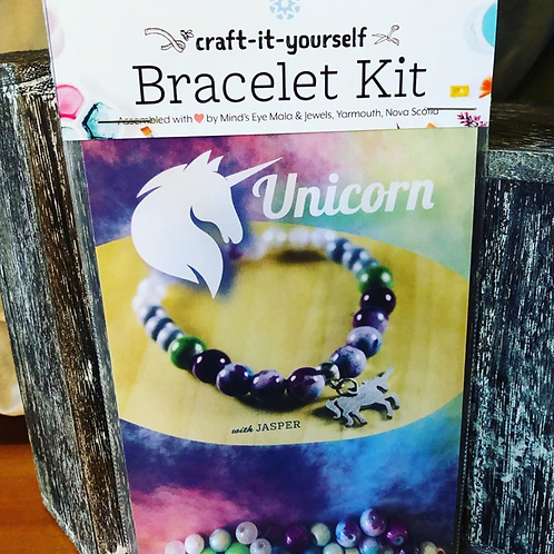 Unicorn Bracelet Kit