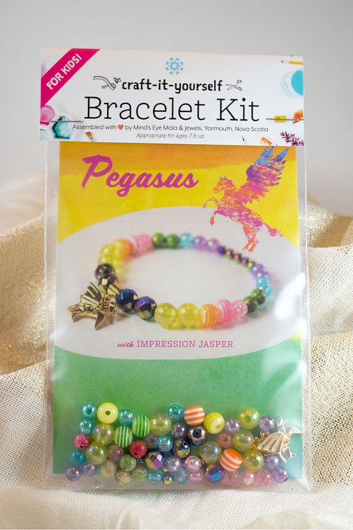 Pegasus Kid's Bracelet Kit