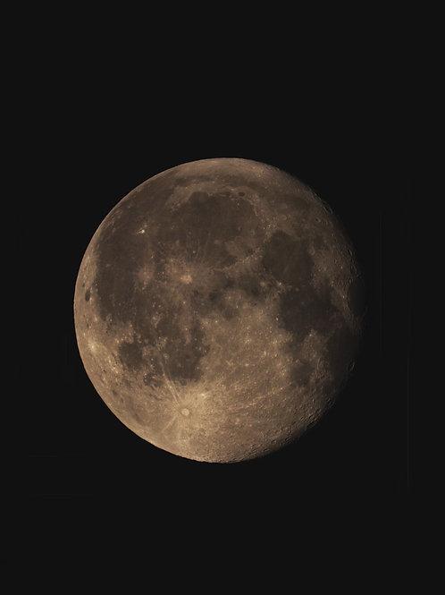 ART PRINT: Marvelous Moon