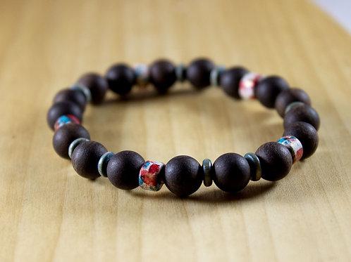 Dark Sandalwood Bracelet