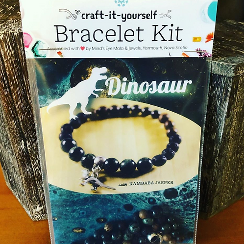 Dinosaur Bracelet Kit