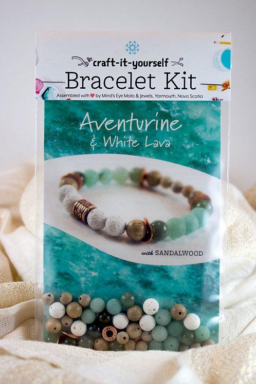 Aventurine Bracelet Kit