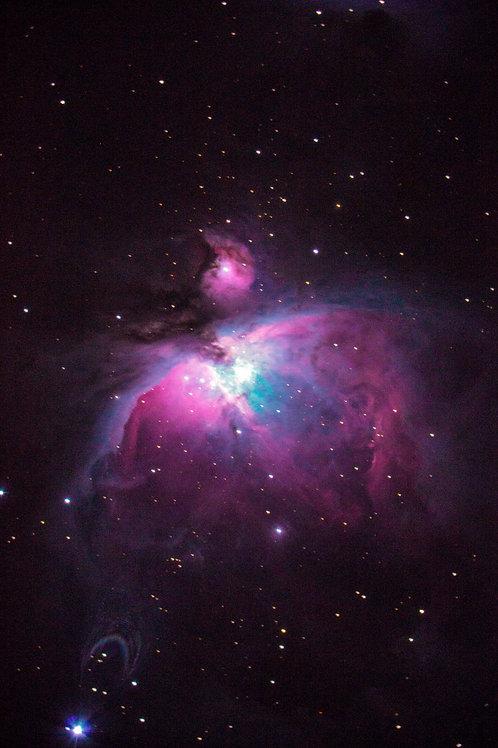 ART PRINT: Orion Nebula
