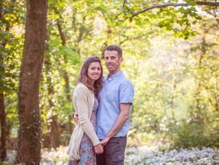 Cathy & Jonathan Engagement Shoot