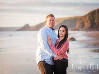 Corinne & Jonathan's Engagement shoot