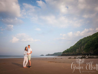 Rebecca & Gareth pre wedding shoot.
