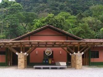 Sede do Parque Estadual dos Três Picos