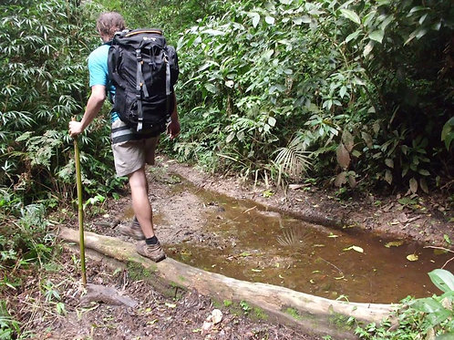 Travessia Castália em Cachoeiras de Macacu para São Lourenço em Nova Friburgo