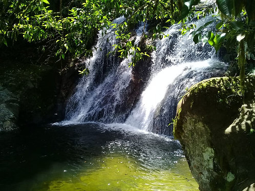 Cacheira das Tocas em Cachoeiras de Macacu