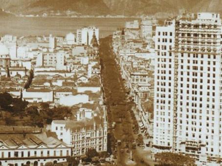 O primeiro arranha céu da América Latina desde a Era de Ouro até o auge da sua decadência.