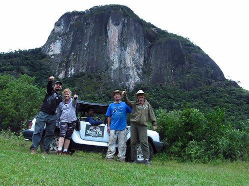 Pedra do Colégio em Cachoeiras de Macacu