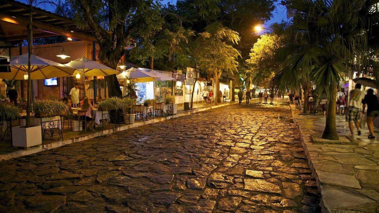 Rua das Pedras em Búzios
