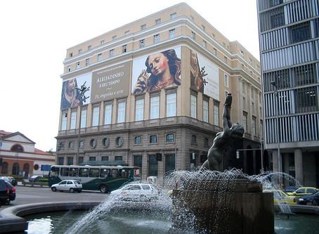 Você sabia que o CCBB-RJ está entre os seis centros culturais mais visitados do mundo?