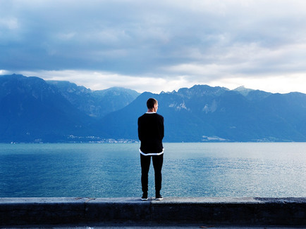 A Man's Conversation with God– Loneliness