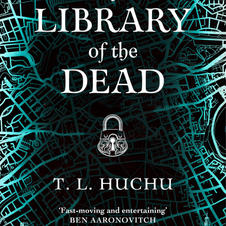 The Library of the Dead (PB edition)