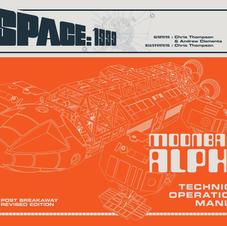 SPACE: 1999 Moonbase Alpha Tech Ops Manual