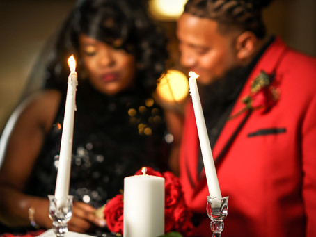 5 Reasons Our First Dance As Husband & Wife Was to Kevin Gates