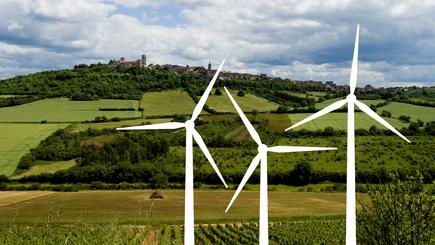 Projets éoliens et territoires touristiques : le cas emblématique de Vézelay