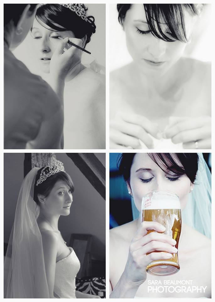 Some Examples of Our Work - Bridal Makeup