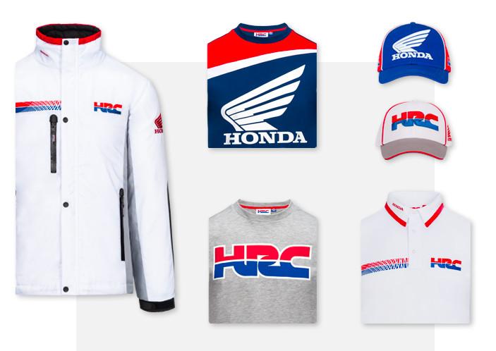 Honda HRC Vêtements