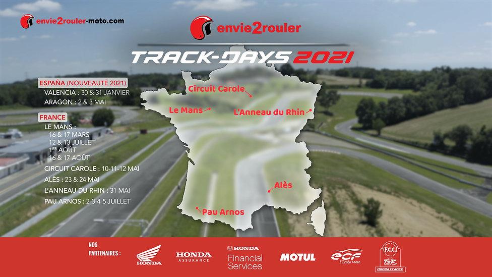 journée piste moto circuit envie2rouler.