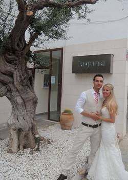 WEDDING BRIDE AND GROOM LAGUNA