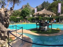Laguna restaurant Bar Pool