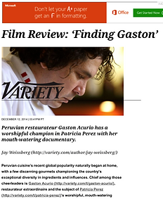 Review - Variety