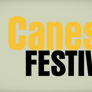 Canes Film Festival Promo
