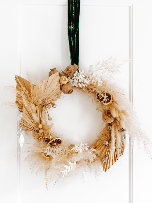 Virtual Christmas Wreath Workshop