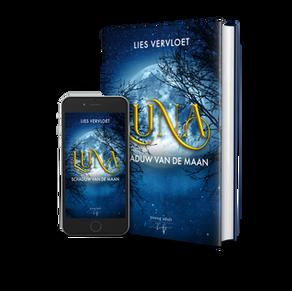 Luna - Hardcover of e-book