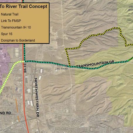Mountain to River Trail Project Meeting