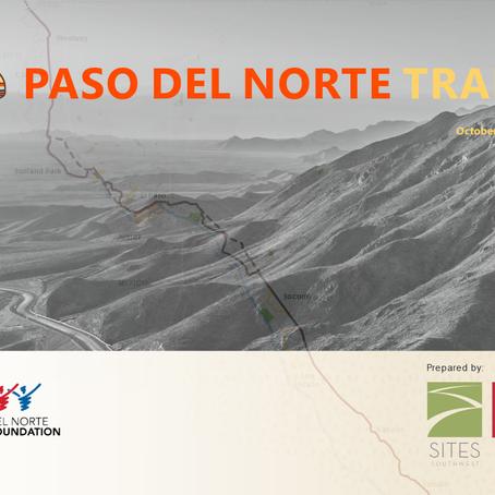 Paso del Norte Trail Master Plan