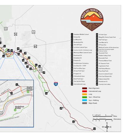New Trail Maps