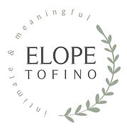 Elope Tofino wedding packages