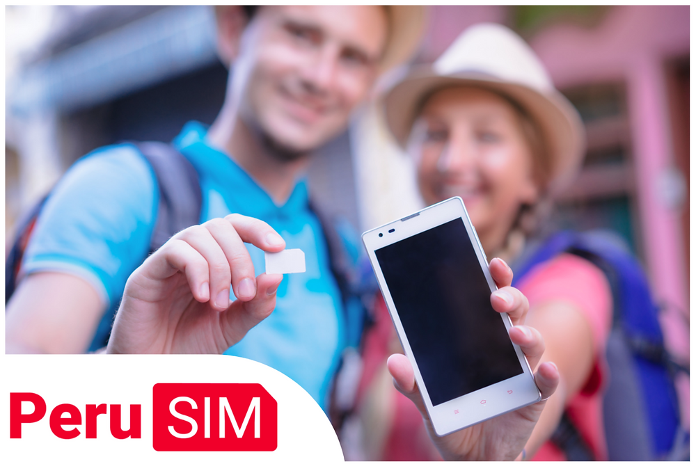 Get a SIM card in Peru - PeruSIM