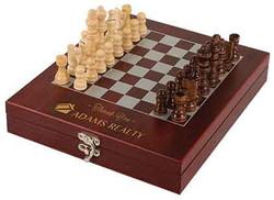 Chess Set Custom Engraved