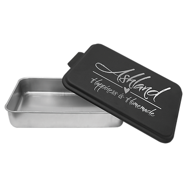 Personalized  9 x 13 Cake Pan Non Branded