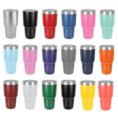 30 oz. Stainless Tumbler Steel Insulated Tumbler