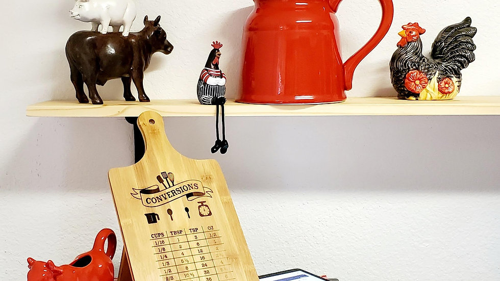 Standing Chef Easel