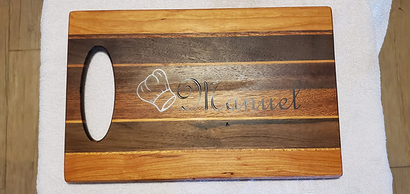 Hardwood Custom Cutting Board