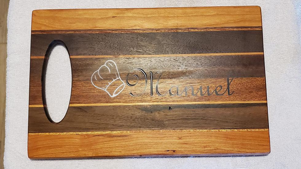 Harwood Custom Cutting Board