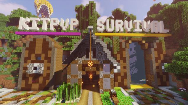 KitPvP & Survival Doors