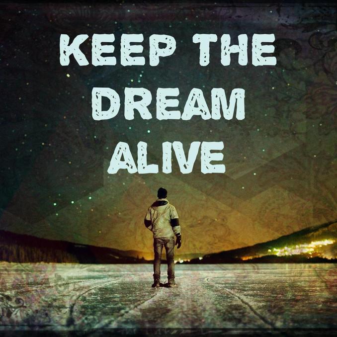 """La web """"Keep the Dream Alive"""" se hace eco de la publicación de nuestro single """"Amor e"""