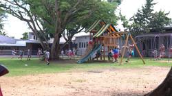 Academia San Ignacio Patio 4to grado