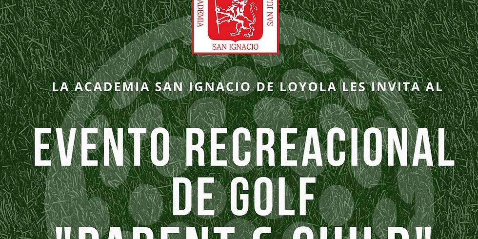 Evento Recreacional de Golf