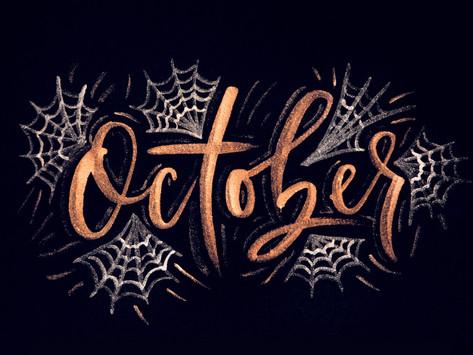 Calendario Escolar y Almuerzo, octubre 2021