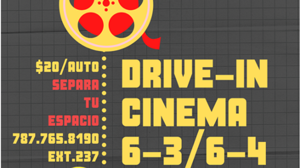 Drive-In Cinema 6-3 & 6-4