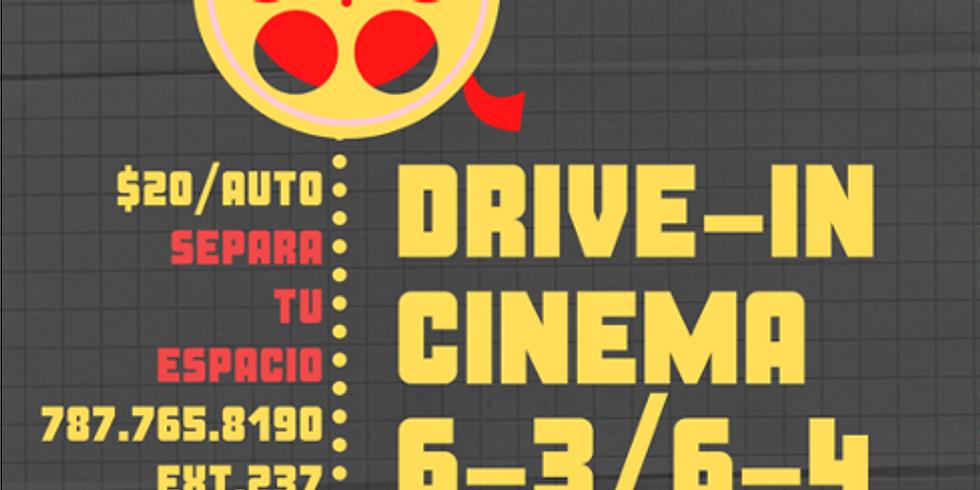 Drive-In Cinema 6-3 & 6-4