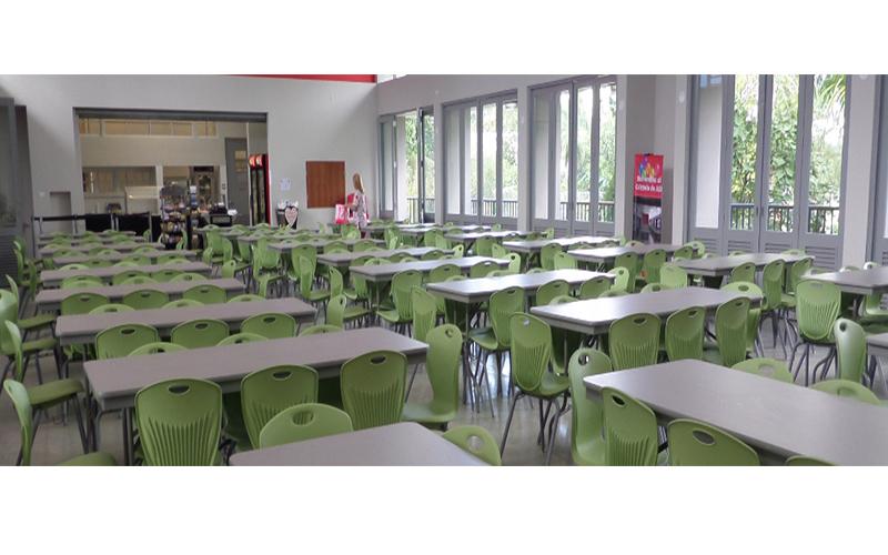 Cafetorium Academia San Ignacio